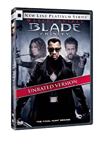 Blade - Trinity (Unrated Widescreen Edition) (2004) [Import]