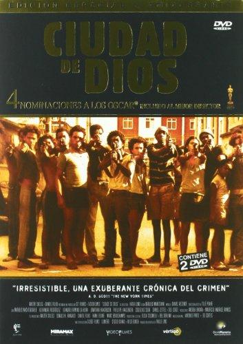 Ciudad De Dios (Ed. 5º Aniv.) [DVD]