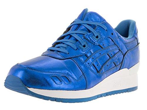 ASICS Women's Gel-Lyte III Retro Running Sneaker, Classic Blue/Classic Blue, 9 M US