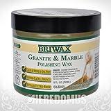 Briwax Granite and Marble Polishing Wax 8oz