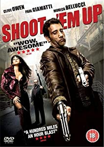 ENTERTAINMENT IN VIDEO Shoot Em Up [DVD]
