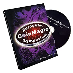 Murphy's Magic Coin Magic Symposium Volume 3 Magic Trick Products-DVD
