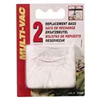 Multi-Vaccum Replacement Bags, 2-Pack
