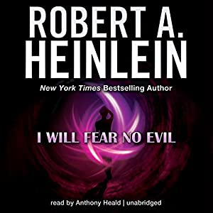 I Will Fear No Evil Audiobook