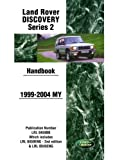 Brooklands Books Ltd Land Rover Discovery Series 2 Handbook 1999-2004 My