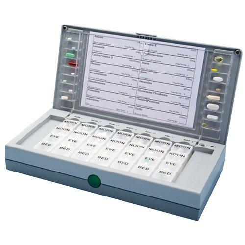 Medfolio Wireless Pillbox (Wp1050)