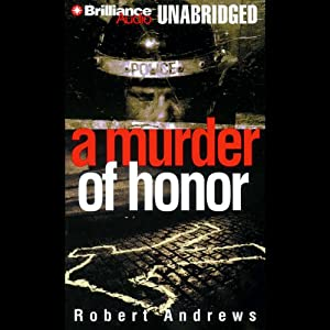 A Murder of Honor Audiobook