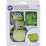Wilton 415-0760 Dino Cupcake Decorating Kit