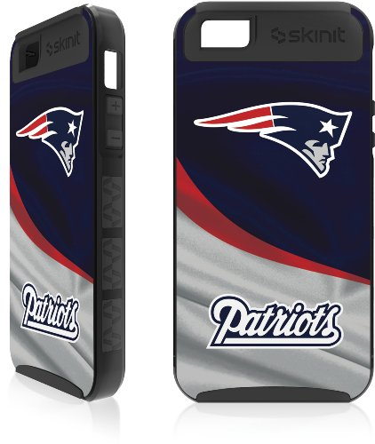 Best Price New England Patriots Apple iPhone 5 Cargo Case