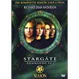 Stargate Kommando SG-1 - Season 3 (6 DVDs)von &#34;Richard Dean Anderson&#34;