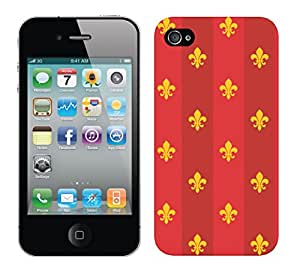 WOW Premium Design Mobile back cover case for Apple iPhone 4