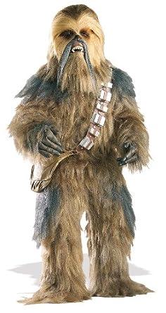 Chewbacca Costume Authentic Replica X-Large