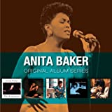 Anita Baker Original Album Series