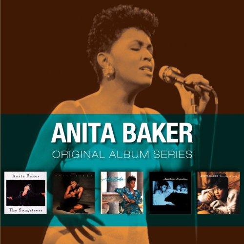 Anita Baker - Songstress - Zortam Music