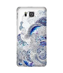 Pretty Print Samsung Galaxy Alpha Case