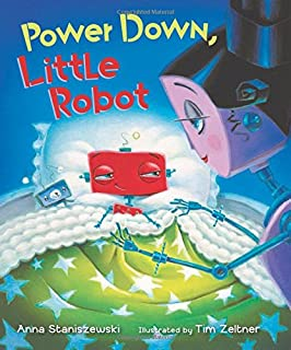 Book Cover: Power Down, Little Robot