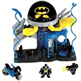 Fisher-Price Imaginext Super Friends Bat Command Center