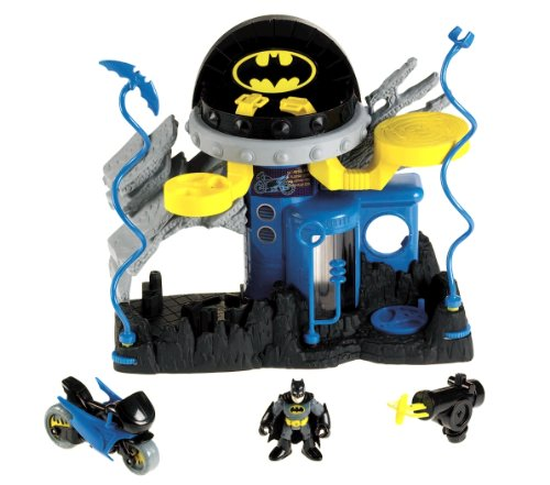 Fisher-Price Imaginext Super Friends Bat Command Center - 1