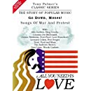 All You Need Is Love Vol 11: Go Down Moses! - Folk War Songs