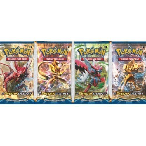 Pokemon-XY9-Breakpoint-Sealed-Booster-Pack-x-4