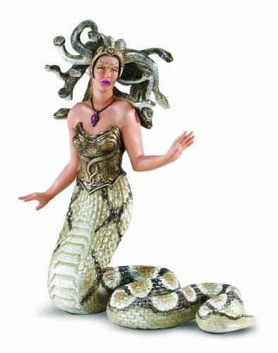 Safari Ltd  Mythical Realms Medusa (Medusa Action Figure compare prices)
