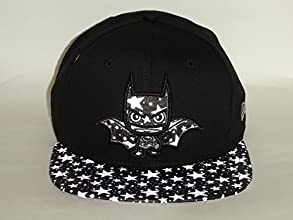 New Era 9Fifty ETC Marvel 1Tone Black Snapback -A2122