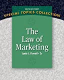 img - for By Lynda J. Oswald The Law of Marketing (Special Topics Collection) (2nd Second Edition) [Paperback] book / textbook / text book