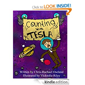 Counting With Tesla Chris-Rachael Oseland and Vicktoria Riley