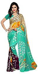 Royalty Wears Women's Chiffon Saree