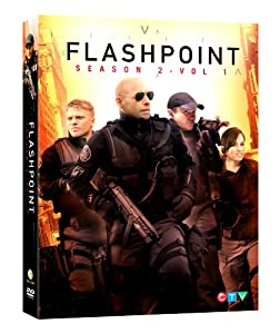 Flashpoint: Season 2, Vol. 1