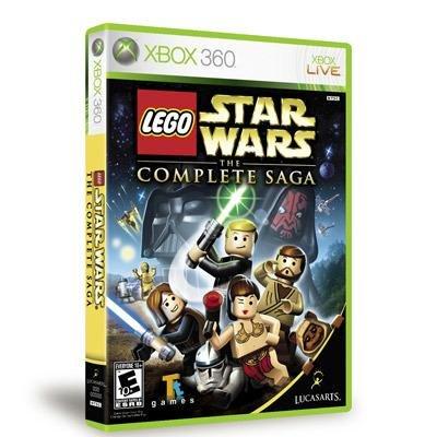 Lego Star Wars: The Complete Saga - Xbox 360