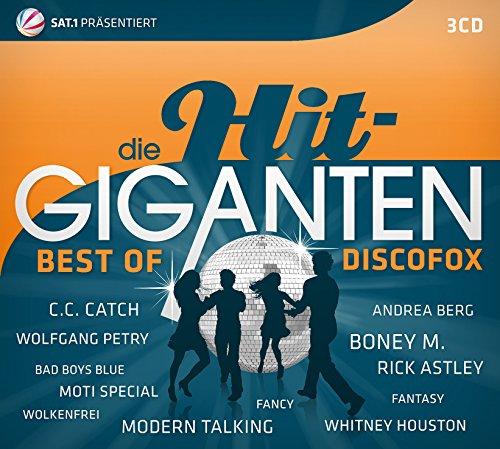 VA - Die Hit - Giganten Best Of Discofox - 3CD - FLAC - 2015 - NBFLAC Download
