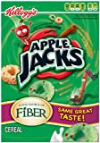 Apple Jacks Cereal, 21.7-Ounce Boxes (Pack of 2)