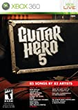 Guitar Hero 5 (Game Only) (輸入版 北米)