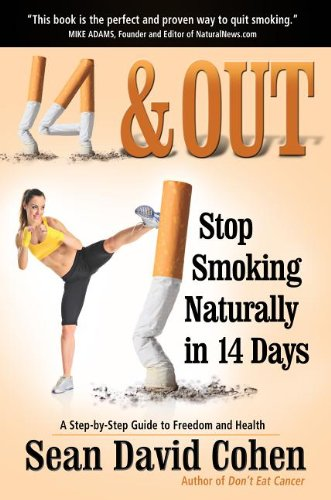 14 & Out: Stop Smoking Naturally in 14 Days: Sean David Cohen: 9781940192239: Amazon.com: Books