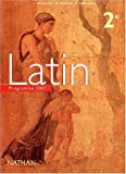 img - for Latin (French Edition) by Gaillard Jacques (2001-05-31) book / textbook / text book