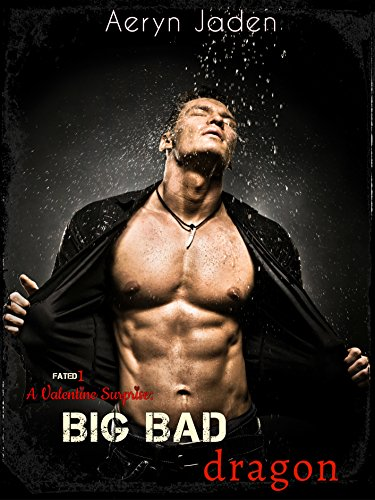 A Valentine Surprise: Big Bad Dragon: MM Paranormal Romance MPreg (Fated Mates Book 1) PDF