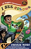 img - for Lil Reggie's Adventures, I See Colors Book and DVD book / textbook / text book