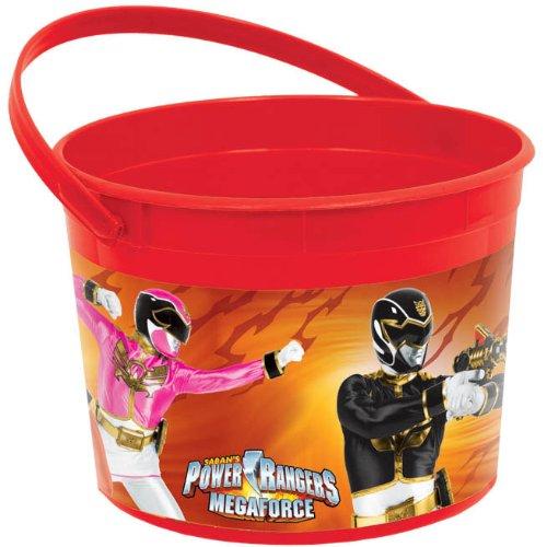 Power Rangers Megaforce Favor Container