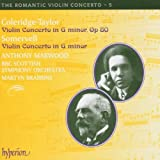 The Romantic Violin Concerto, Vol. 5  Coleridge-Taylor & Somervell