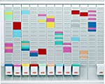 Nobo - Kit Tableau Planning Annuel �...