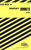img - for CliffsNotes on Shakespeare's Sonnets (Cliffsnotes Literature Guides) by Carl Senna (2000-04-15) book / textbook / text book