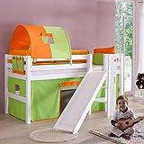 Kinder-Spielbett-Cristiano-mit-Tunnel-Pharao24