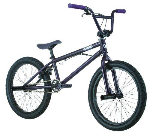 Diamondback Venom AM BMX Bike, Matte Purple, 20-Inch Wheels