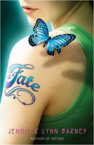 Fate (Tattoo #2)