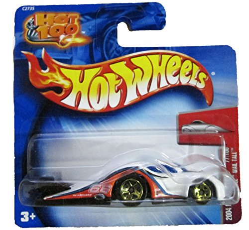 Hot Wheels - 2004 Hot 100 - 77/100 - Crooze Wail Tale on Short Card