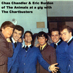 Image of The Chartbusters