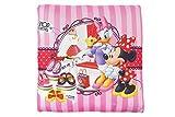 Disney Minnie Mouse Coj�n, color rosa, 35�x 35�cm, Original licencia oficial
