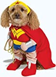 Wonder Woman Deluxe Dog Costume, Small Picture