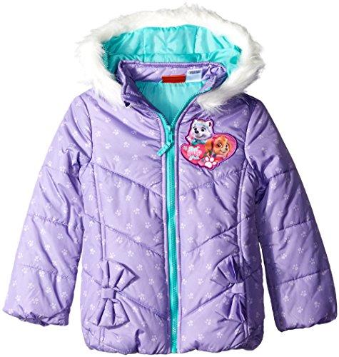 Nickelodeon Unisex Paw Patrol Puffer Coat